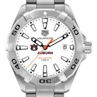 Auburn University Men's TAG Heuer Steel Aquaracer