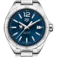 University of Kentucky Women's TAG Heuer Formula 1 with Blue Dial