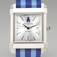 Citadel Collegiate Watch with NATO Strap for Men