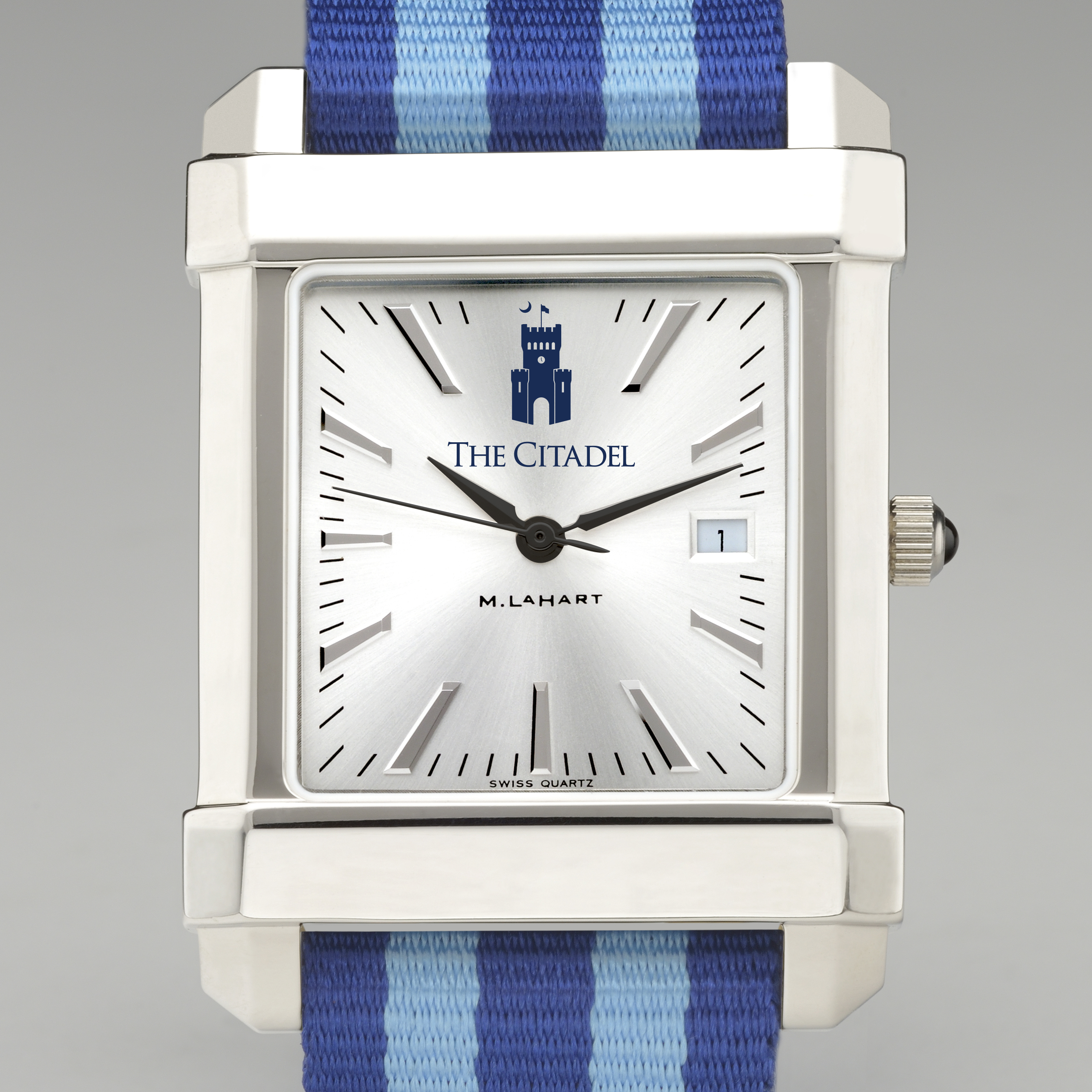 Citadel Collegiate Watch with NATO Strap for Men - Image 1