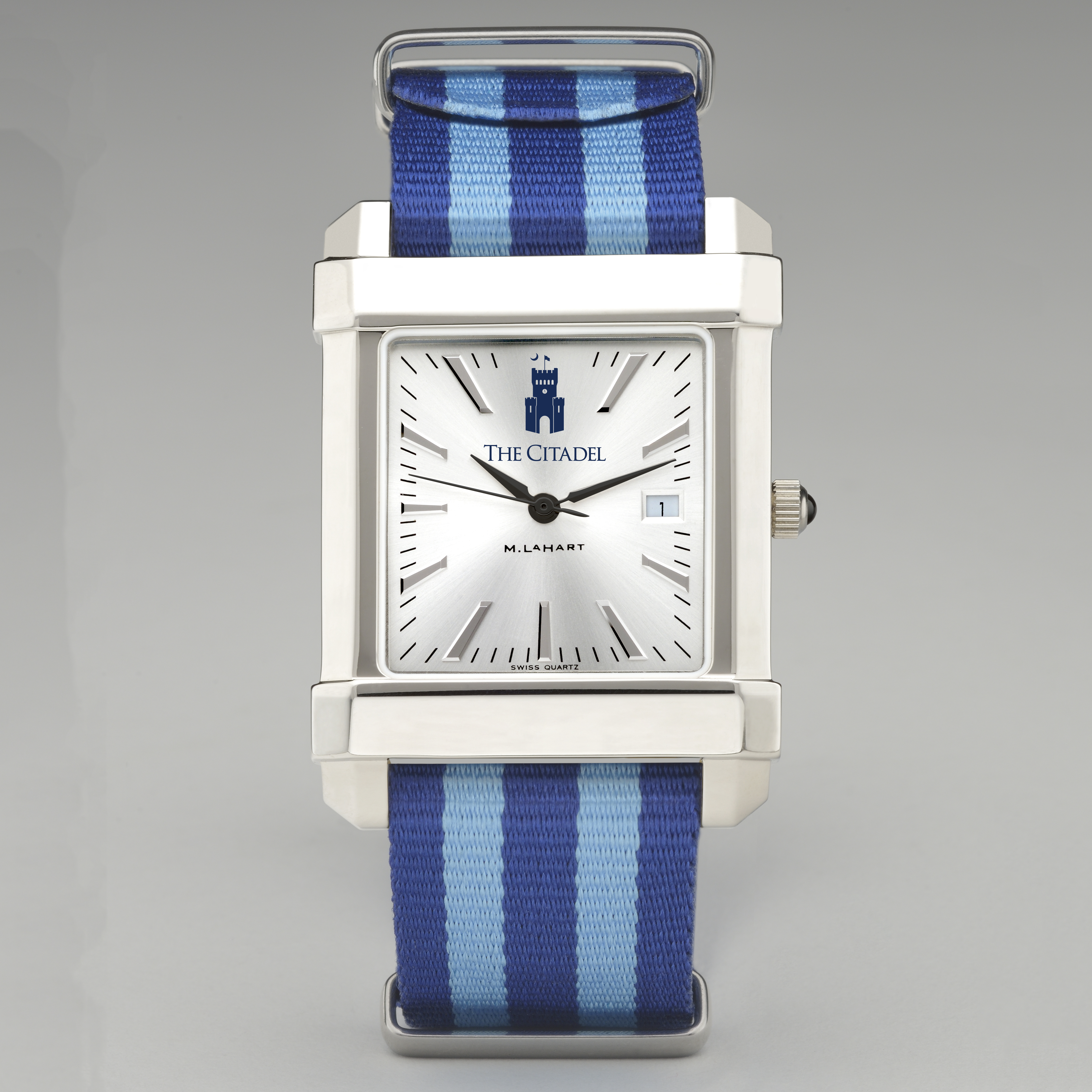 Citadel Collegiate Watch with NATO Strap for Men - Image 2