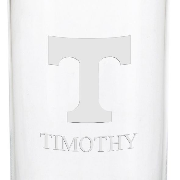 University of Tennessee Iced Beverage Glasses - Set of 2 - Image 3