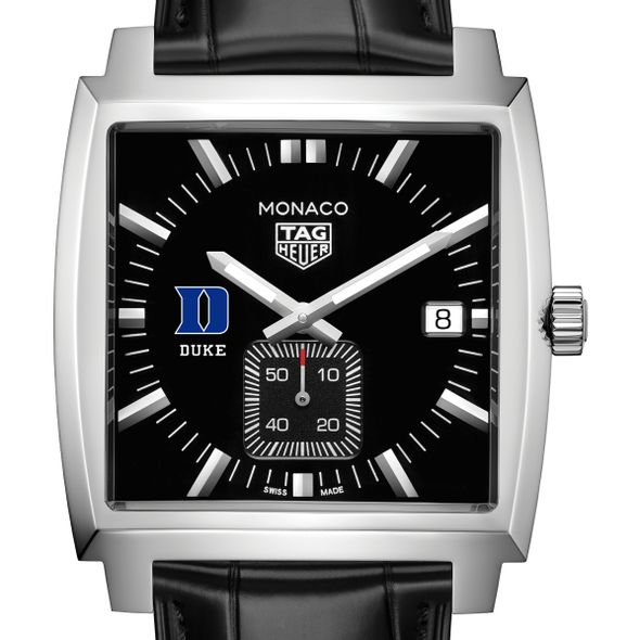 Duke University TAG Heuer Monaco with Quartz Movement for Men