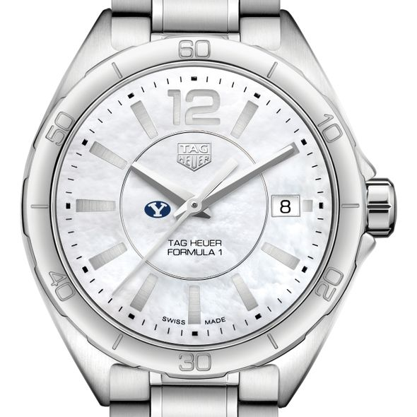Brigham Young University Women's TAG Heuer Formula 1 with MOP Dial