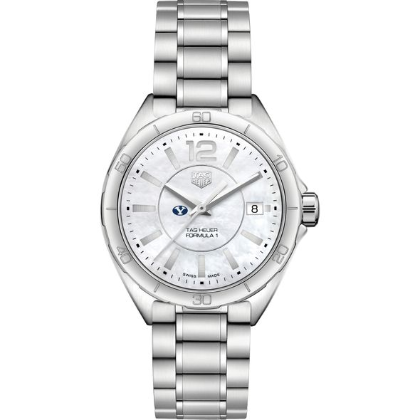 Brigham Young University Women's TAG Heuer Formula 1 with MOP Dial - Image 2