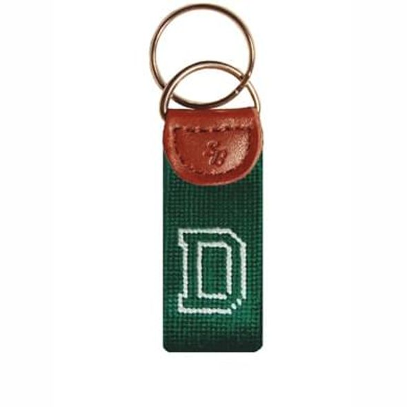 Dartmouth Cotton Key Fob