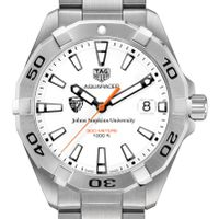 Johns Hopkins University Men's TAG Heuer Steel Aquaracer