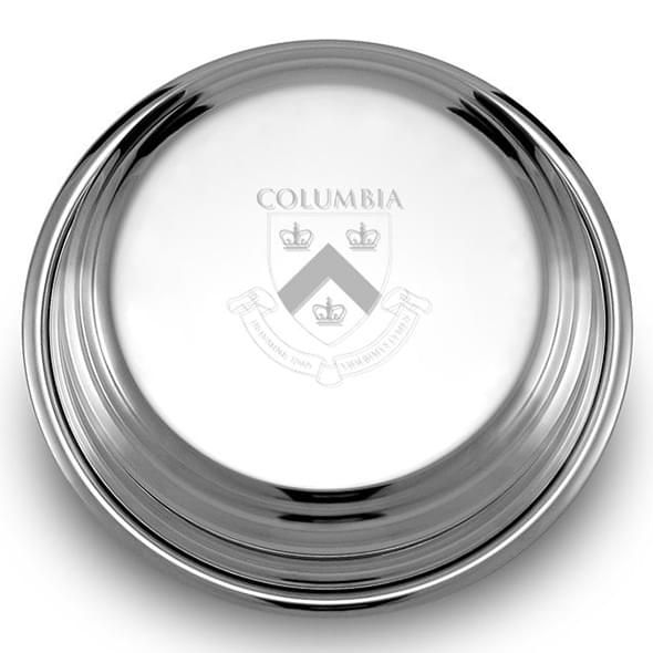 Columbia Pewter Paperweight - Image 2