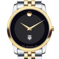 Chicago Men's Movado Two-Tone Museum Classic Bracelet