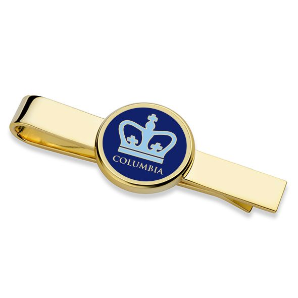 Columbia University Tie Clip
