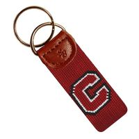 Colgate University Cotton Key Fob