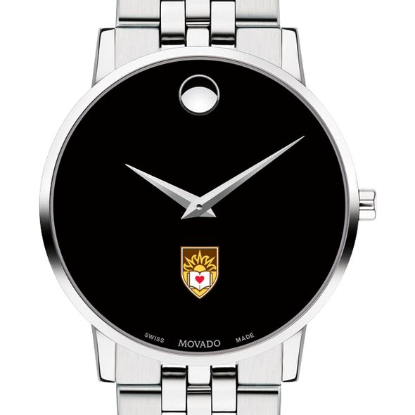 Lehigh University Men's Movado Museum with Bracelet