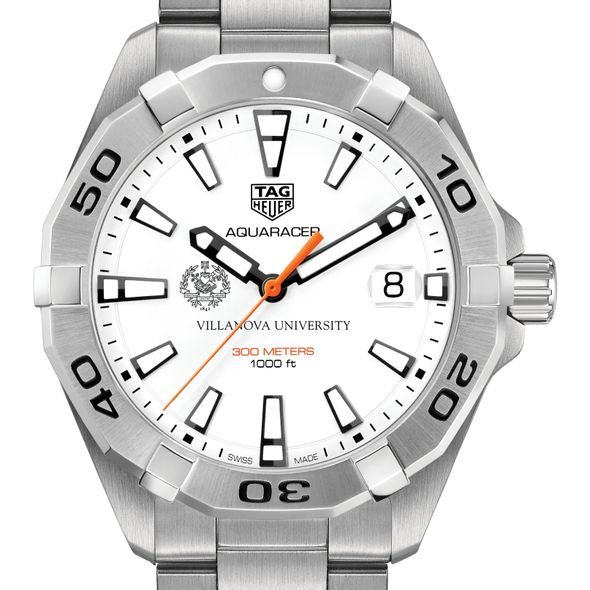 Villanova University Men's TAG Heuer Steel Aquaracer