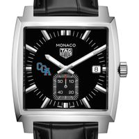 US Coast Guard Academy TAG Heuer Monaco with Quartz Movement for Men