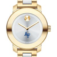 US Air Force Academy Women's Movado Two-Tone Bold