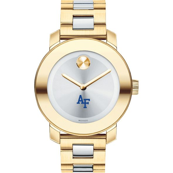 US Air Force Academy Women's Movado Two-Tone Bold - Image 2