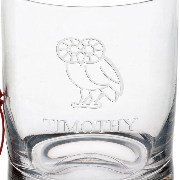 Rice University Tumbler Glasses - Set of 4 - Image 3
