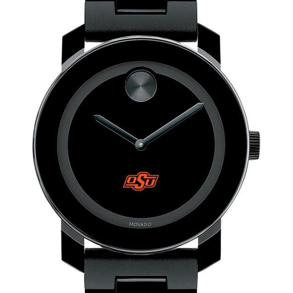 Oklahoma State University Men's Movado BOLD with Bracelet