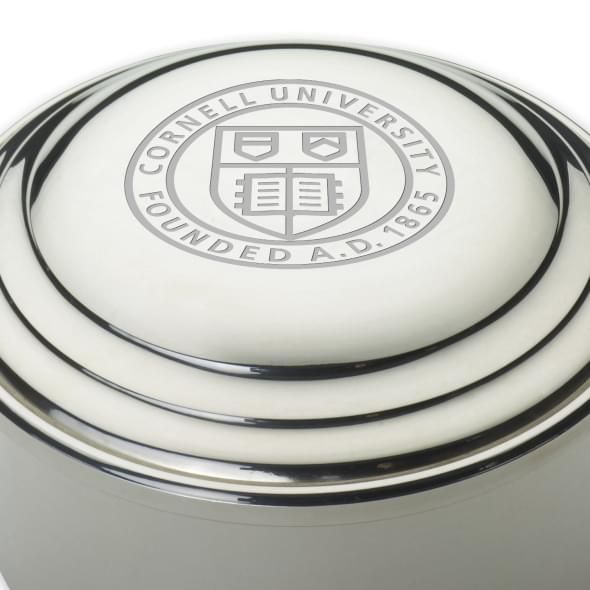 Cornell Pewter Keepsake Box - Image 2