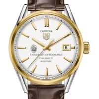 Tennessee Men's TAG Heuer Two-Tone Carrera with Strap