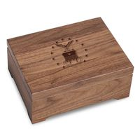 US Air Force Academy Solid Walnut Desk Box