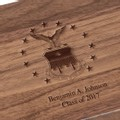 US Air Force Academy Solid Walnut Desk Box - Image 2