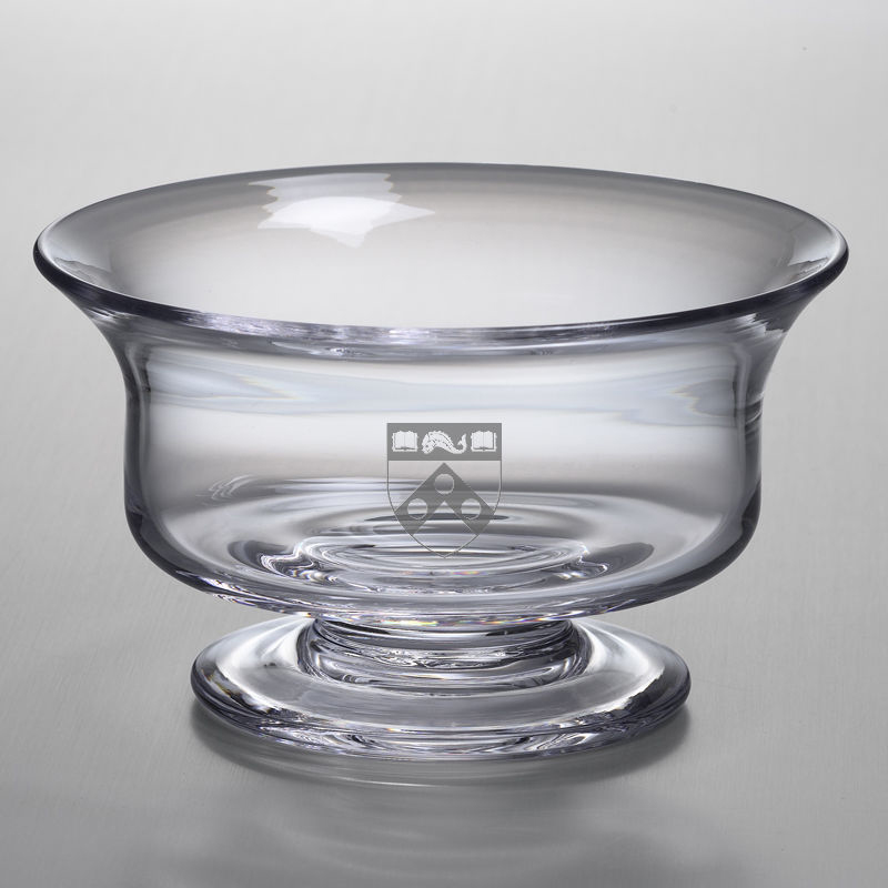 Penn Medium Glass Revere Bowl by Simon Pearce