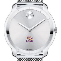 Louisiana State University Men's Movado Stainless Bold 44