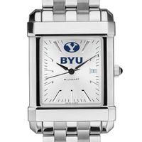 Brigham Young University Men's Collegiate Watch w/ Bracelet