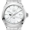 Wake Forest University TAG Heuer LINK for Women - Image 1