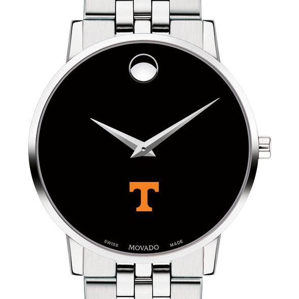 University of Tennessee Men's Movado Museum with Bracelet