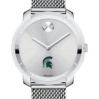 Michigan State Women's Movado Stainless Bold 36