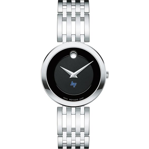 US Air Force Academy Women's Movado Esparanza Stainless Steel Museum with Bracelet - Image 2