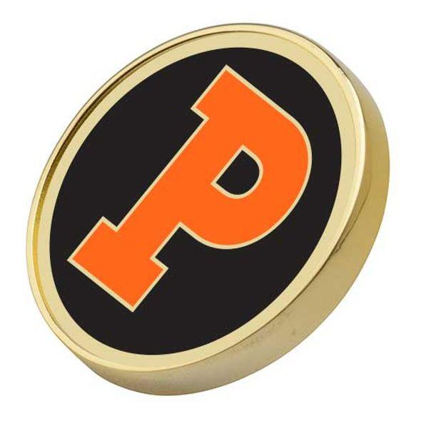 Princeton University Enamel Lapel Pin