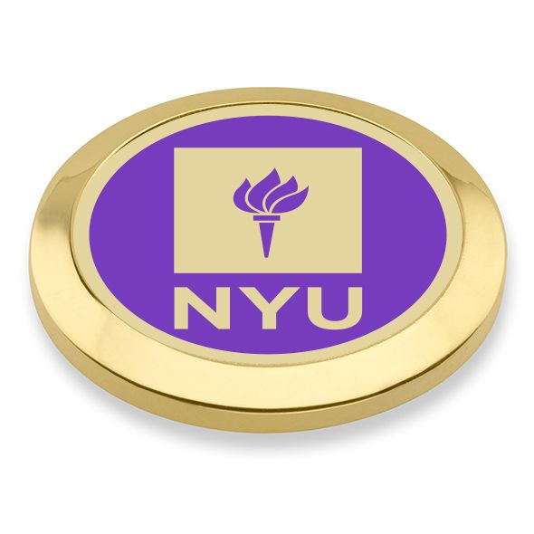 New York University Enamel Blazer Buttons