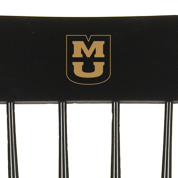 University of Missouri Captain's Chair by Hitchcock - Image 2