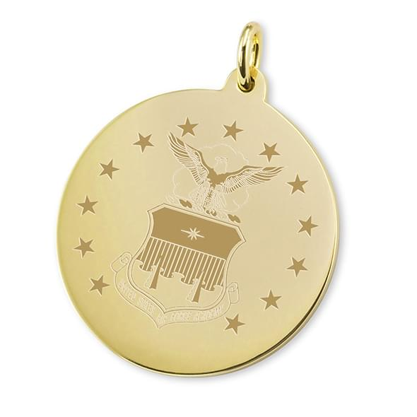 Air Force Academy 18K Gold Charm