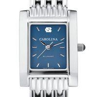 UNC Women's Blue Quad Watch with Bracelet