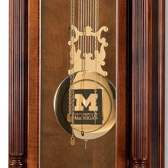Michigan Howard Miller Grandfather Clock - Image 2