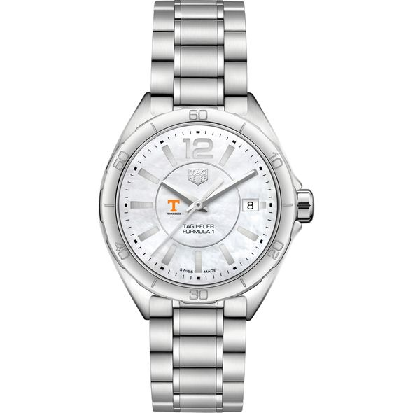 University of Tennessee Women's TAG Heuer Formula 1 with MOP Dial - Image 2
