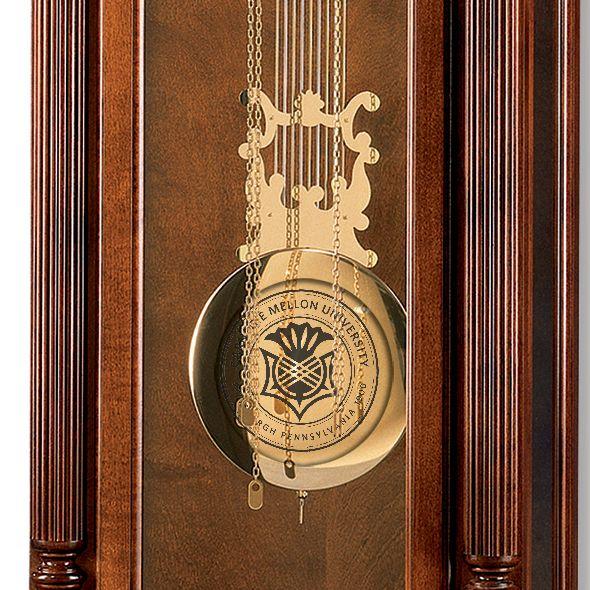 Carnegie Mellon University Howard Miller Grandfather Clock - Image 2