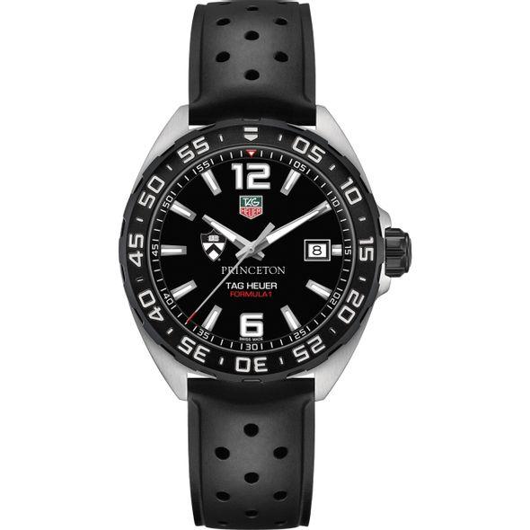 Princeton University Men's TAG Heuer Formula 1 with Black Dial - Image 2