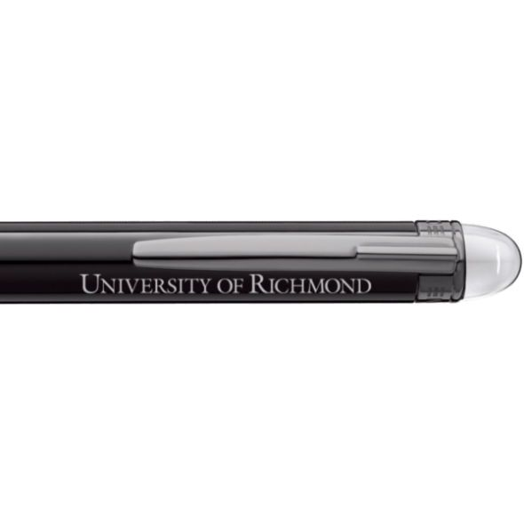 University of Richmond Montblanc StarWalker Ballpoint Pen in Ruthenium - Image 2