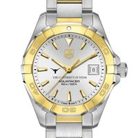 Texas Women's TAG Heuer Two-Tone Aquaracer