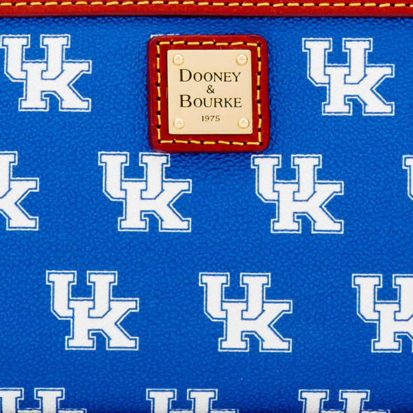 Kentucky Dooney & Bourke Large Slim Wristlet - Image 2