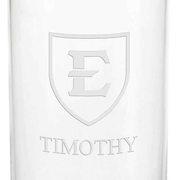 East Tennessee State University Iced Beverage Glasses - Set of 2 - Image 3
