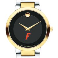 University of Florida Men's Movado Two-Tone Modern Classic Museum with Bracelet