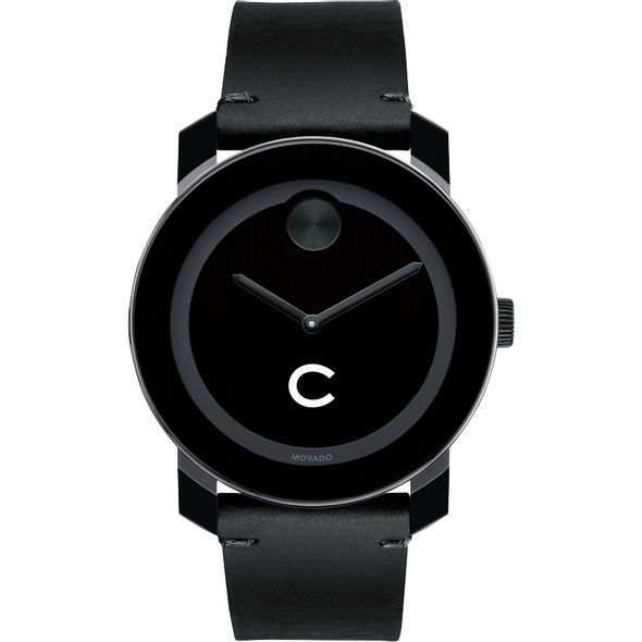 Colgate University Men's Movado BOLD with Leather Strap - Image 2