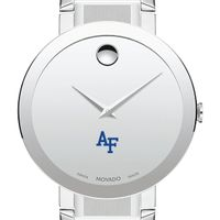 US Air Force Academy Men's Movado Sapphire Museum with Bracelet
