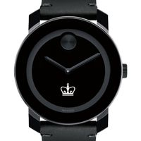 Columbia Men's Movado BOLD with Leather Strap
